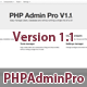 PHP Admin Pro - CodeCanyon Item for Sale