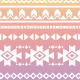 Tribal Aztec Ombre Seamless Pattern - GraphicRiver Item for Sale