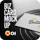 Business Cards | Flyer | Logo Mock-Up - GraphicRiver Item for Sale