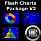 Flash Charts Package V2 - XML driven - ActiveDen Item for Sale