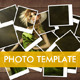 Instant Photo Frames Photo Template - GraphicRiver Item for Sale