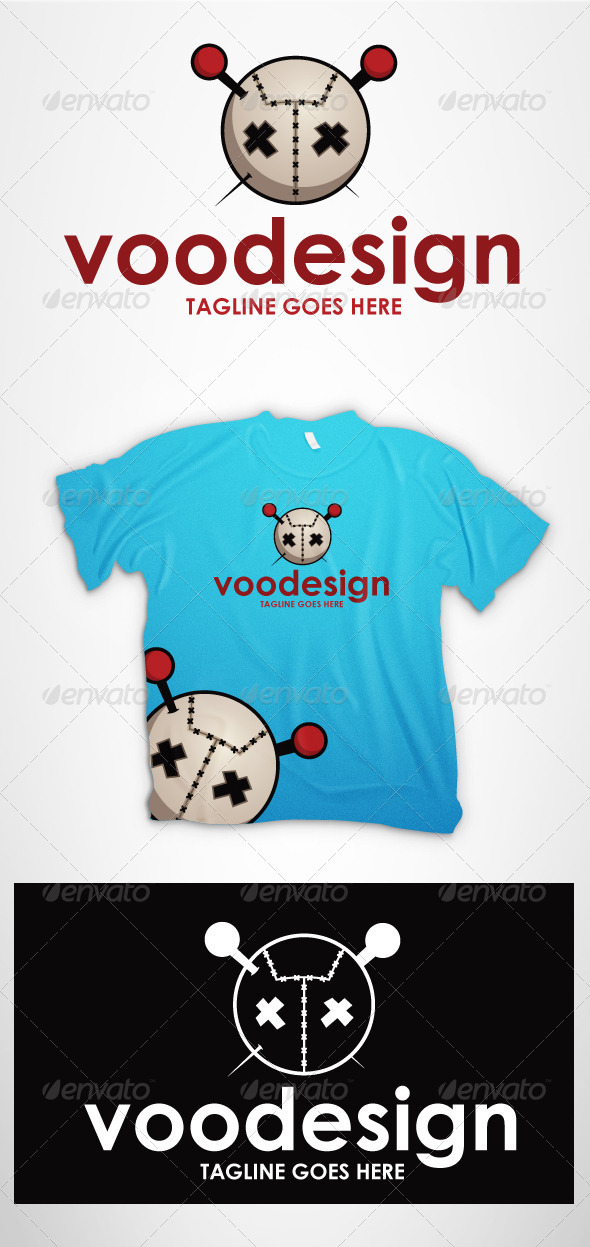 GraphicRiver Voodesign Logo 4640508