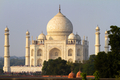 View of Taj Mahal, Agra, Uttar Pradesh, India - PhotoDune Item for Sale
