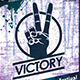 Victory Indie Night Flyer - GraphicRiver Item for Sale