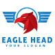 Eagle Head Logo Template - GraphicRiver Item for Sale