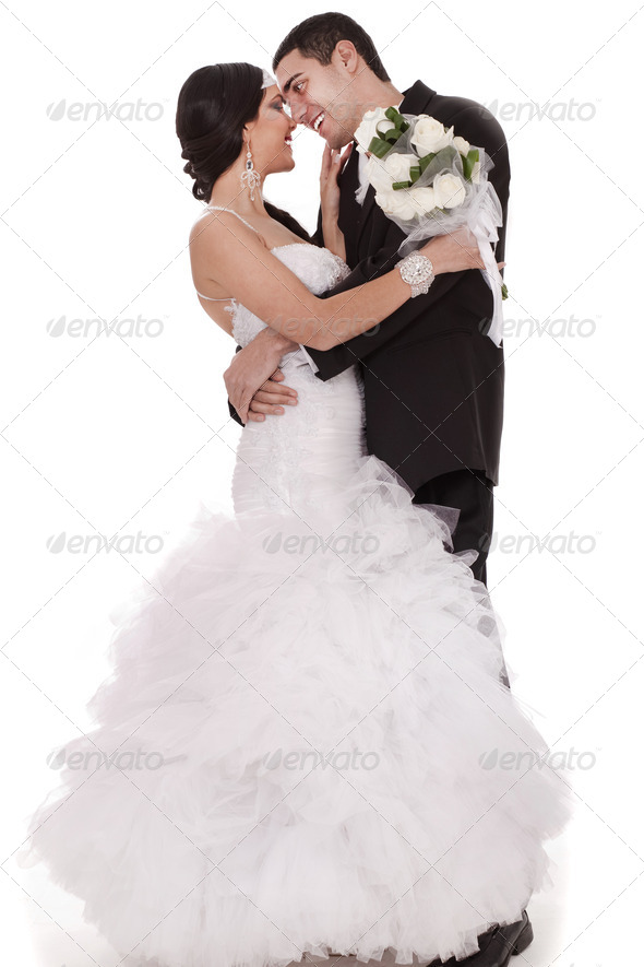 Stock Photo - PhotoDune First dance bride and groom 485453