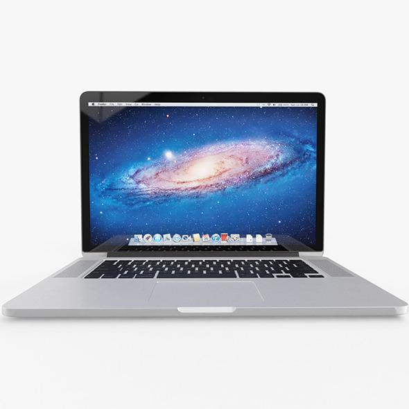 3DOcean Macbook Pro 13 inch Retina 4646130