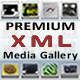 Premium XML Image & Media Gallery - ActiveDen Item for Sale
