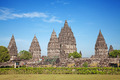 Hindu temple Prambanan - PhotoDune Item for Sale