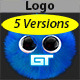 Logo Glitch 03