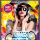 The Hottest Party Flyer - GraphicRiver Item for Sale