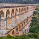 Roman Aqueduct Pont del Diable in Tarragona, Spain - PhotoDune Item for Sale