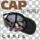 Cap of Money (coins cents) on Transparent Backgrou - GraphicRiver Item for Sale