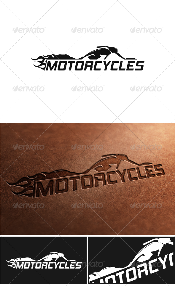 GraphicRiver motorcycles logo templates 4527763