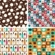 Seamless Retro Kitchen Pattern - GraphicRiver Item for Sale