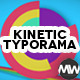 Kinetic Typeorama - VideoHive Item for Sale