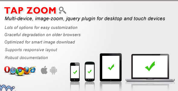 CodeCanyon Tap Zoom 4655613