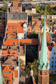 Old Town in Gdansk from Above - PhotoDune Item for Sale