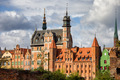 Old Town of Gdansk in Poland - PhotoDune Item for Sale