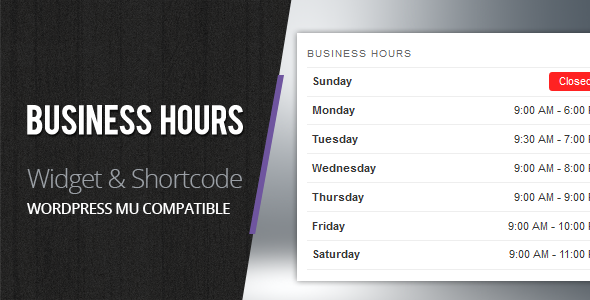 ATP Business Hours