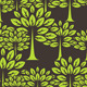 Seamless Pattern with Trees and Leaves. - GraphicRiver Item for Sale