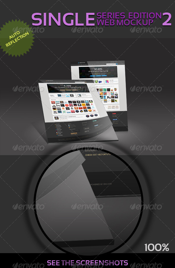 GraphicRiver Ultimate Web Mockup Pack 3 4658954