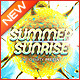 Summer Sunrise Party Flyer - GraphicRiver Item for Sale