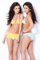 Two sexy girl in colorful swimsuits - PhotoDune Item for Sale