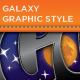 Galaxy Graphic Styles - GraphicRiver Item for Sale