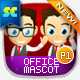 Male Office And Business Mascot Part 1 - GraphicRiver Item for Sale