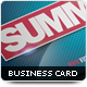 Mission Business Card - GraphicRiver Item for Sale