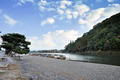 beautiful landscape in Arashiyama, Kyoto city, Japan - PhotoDune Item for Sale
