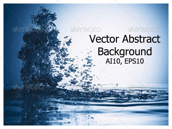 Abstract Background (Vector) - Backgrounds Decorative