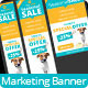 Marketing Banner - GraphicRiver Item for Sale