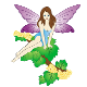 Fairy on the Tree - GraphicRiver Item for Sale