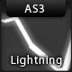 Particle Effect Lightning Strike - ActiveDen Item for Sale