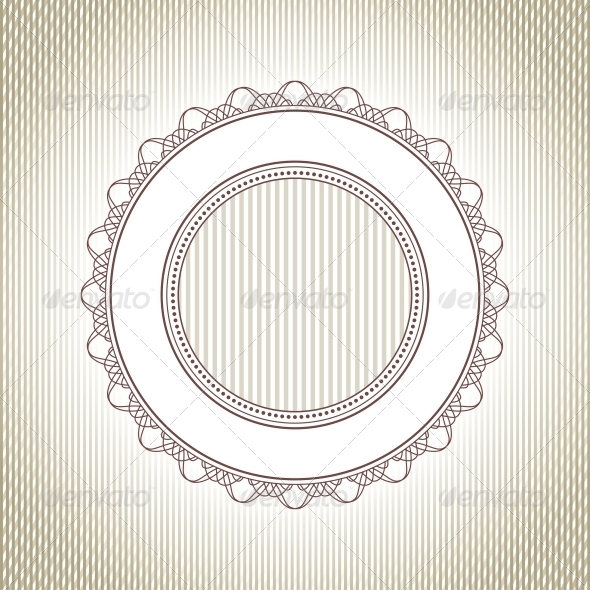 GraphicRiver Vector Decorative Design Element 4668723