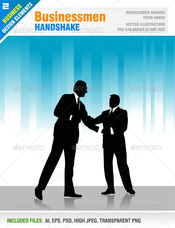 GraphicRiver Handshake 4668766