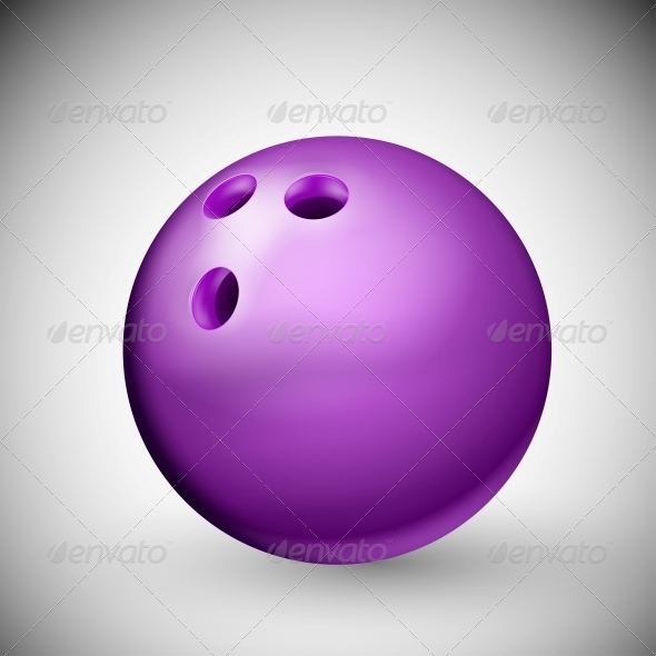 GraphicRiver Bowling Ball 4668774