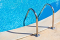 Ladder of a swimming pool - PhotoDune Item for Sale