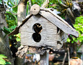 Old wooden birdhouse - PhotoDune Item for Sale