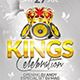 Kings Celebration Flyer Template - GraphicRiver Item for Sale