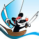 Pirate Mouse - GraphicRiver Item for Sale
