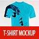 Grapulo T-Shirt Mock Up - GraphicRiver Item for Sale