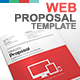 Gstudio Web Proposal Template V2 - GraphicRiver Item for Sale