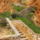 Steep cliff staircase - PhotoDune Item for Sale