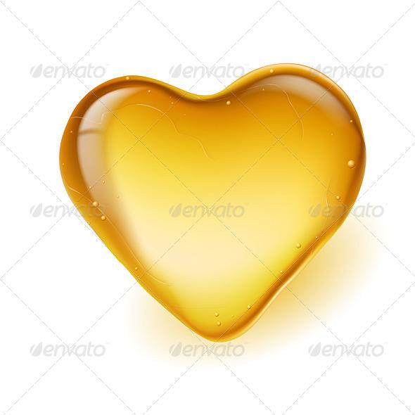 GraphicRiver Realistic Amber 4674617
