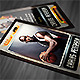 Universal Sport Trading Card 3 - GraphicRiver Item for Sale
