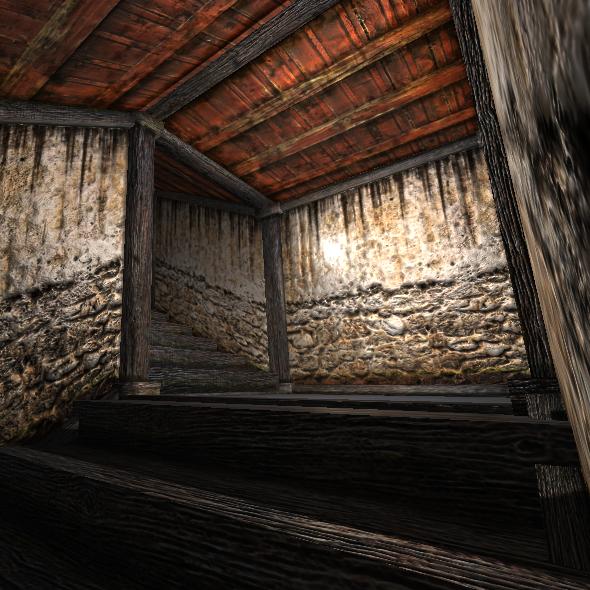 3DOcean Dungeon Tileset01 Expansion 1 4676677