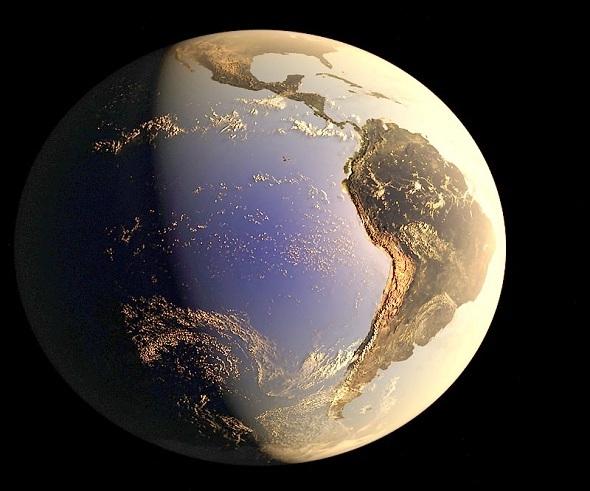 3DOcean Planet Earth 4680111